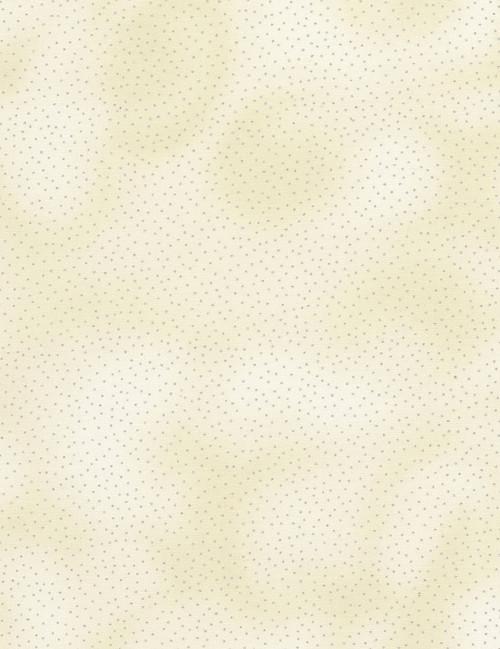 Cotton Print Yarmulkes Metallic Dots - OAT