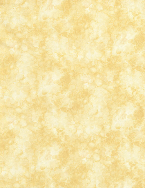 Cotton Print Yarmulkes Solid-ish Basic - NATURAL
