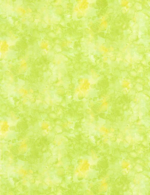 Cotton Print Yarmulkes Solid-ish Basic - CITRUS