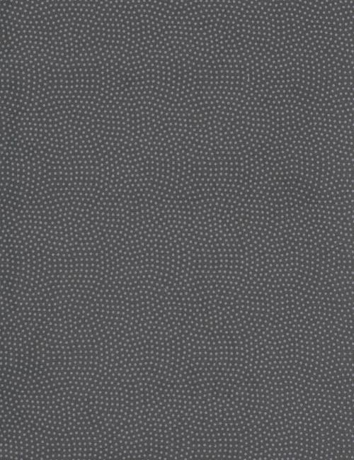Cotton Print Yarmulkes Spin Basic - STEEL