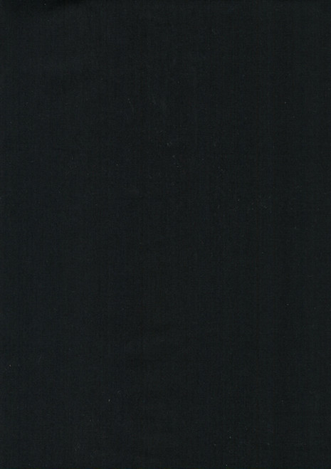 Cotton Print Yarmulkes Tonga Java Blender Batik - BLACK