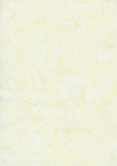 Cotton Print Yarmulkes Tonga Java Blender Batik - STRAW