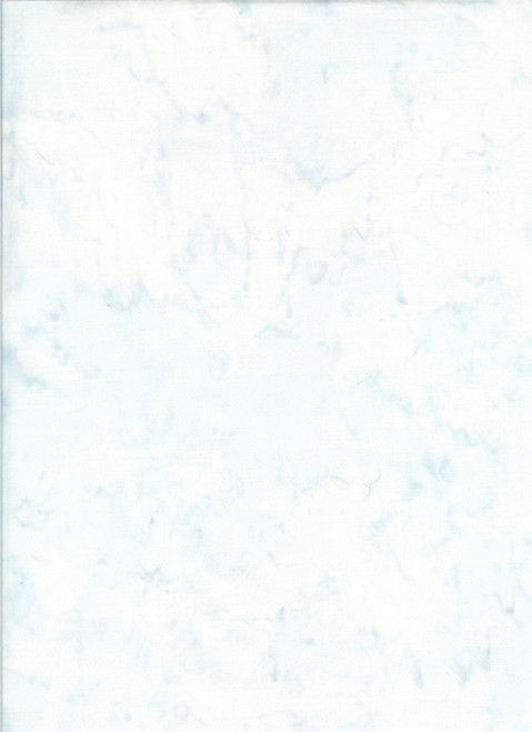 Cotton Print Yarmulkes Tonga Java Blender Batik - SILVER