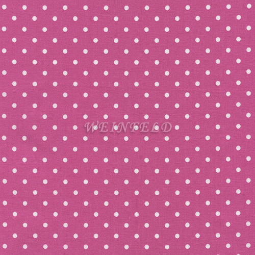 Cotton Print Yarmulkes Dot - Pink