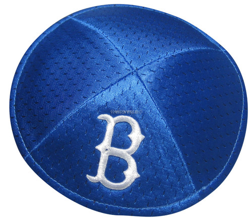 Professional Sports MLB NBA [Pro-Kippah] Yarmulkes - Brooklyn Dodgers