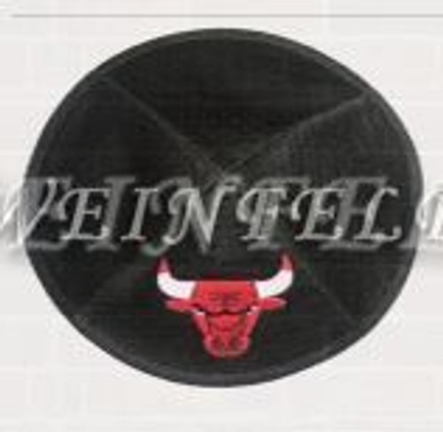 Professional Sports MLB NBA [Pro-Kippah] Yarmulkes - Chicago Bulls