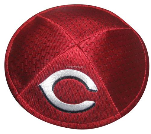Professional Sports MLB NBA [Pro-Kippah] Yarmulkes - Cinncinati Red