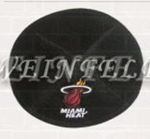 Professional Sports MLB NBA [Pro-Kippah] Yarmulkes - Miami Heat