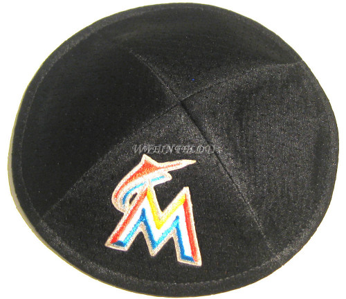 Professional Sports MLB NBA [Pro-Kippah] Yarmulkes - Miami Marlins
