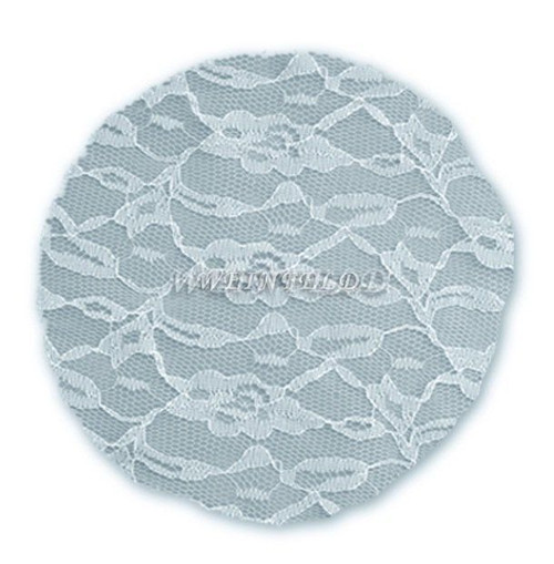 Womens Flat Lace - Priced Per 144 Pc. (1 Gross) - White, Light Beige And Black