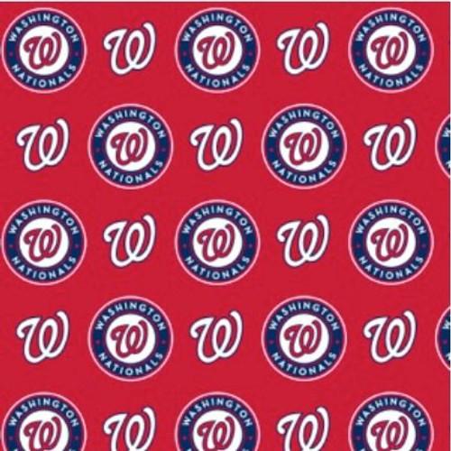MLB Baseball Yarmulkes Cotton - WA Nationals
