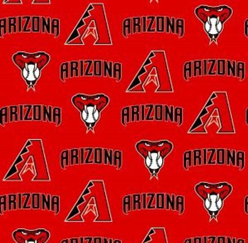 MLB Baseball Yarmulkes Cotton - Arizona Diamondbacks