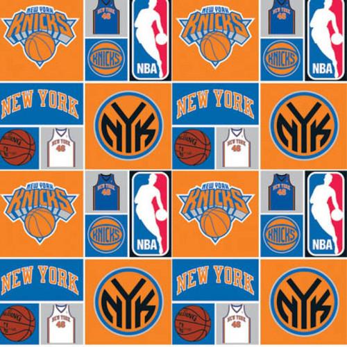 NBA Basketball Yarmulkes Cotton - New York Knicks