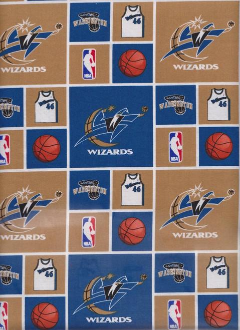 NBA Basketball Yarmulkes Cotton - Washington Wizards