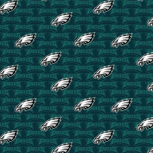 NFL Football Yarmulkes Cotton - PHI - Philadelphia Eagles