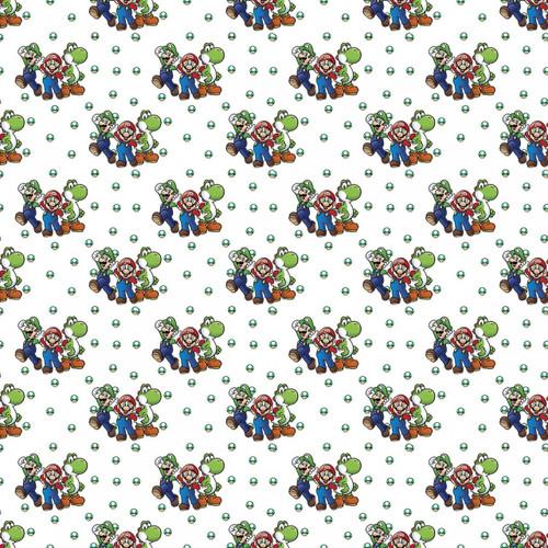 Nintendo Super Mario Yarmulkes Cotton - Beware Of Browser