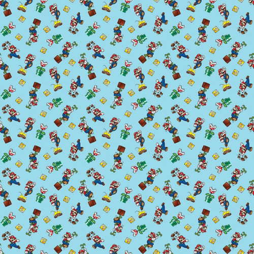 Nintendo Super Mario Yarmulkes Cotton - TOSS - Mario