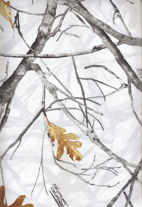 True Timber Yarmulkes Polyester - Satin Camo Snowfall