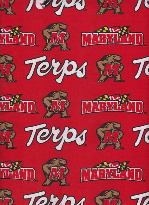 NCAA - Twill Yarmulkes Twill/Canvas - Big East College Maryland