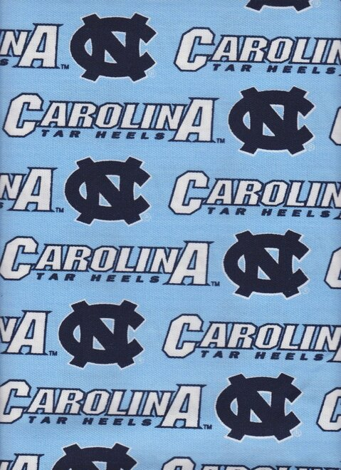 NCAA - Twill Yarmulkes - North Carolina Tarheels