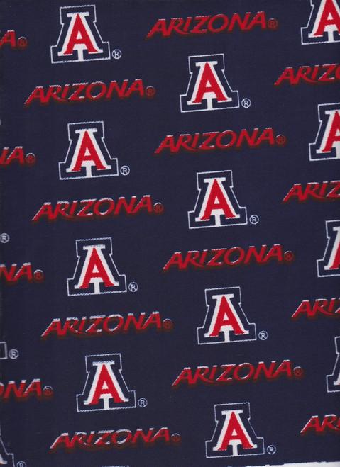 NCAA - Twill Yarmulkes - Arizona Wildcats