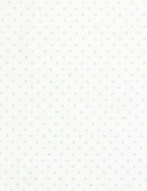 Cotton Print Yarmulkes Dot - AIR