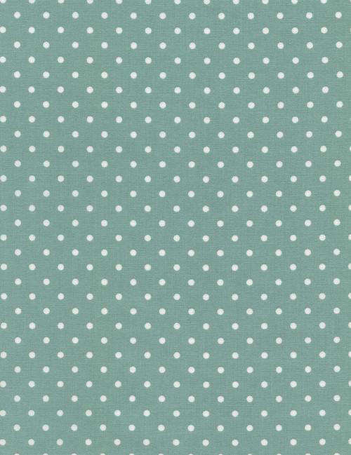 Cotton Print Yarmulkes Polka Dot Basic - SPA