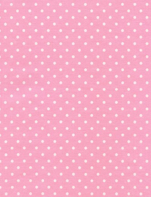 Cotton Print Yarmulkes Polka Dot Basic - BALLET