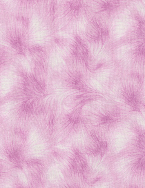 Cotton Print Yarmulkes Viola Basic - LILAC
