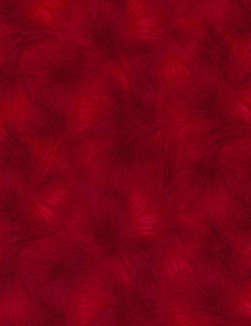 Cotton Print Yarmulkes Viola Basic - RUBY