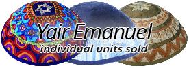 Yair Emanuel Yarmulkes