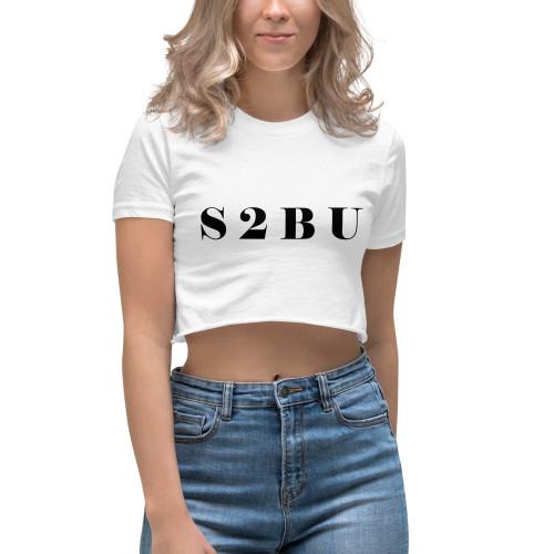 S2BU Women's Crop Top