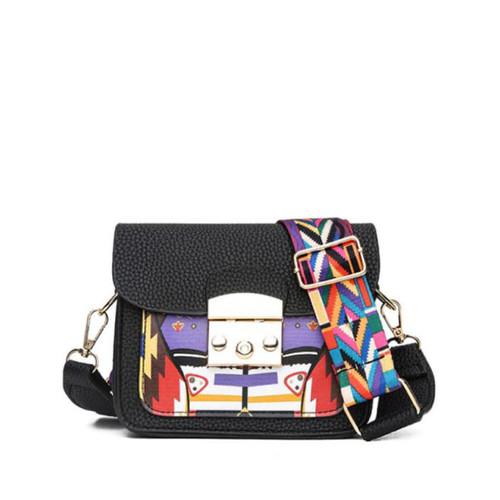 Billie Cross Body Handbag -Black