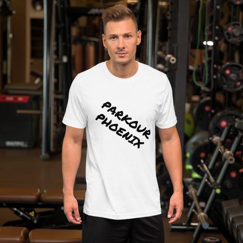 Parkour Phoenix Short-Sleeve Unisex T-Shirt