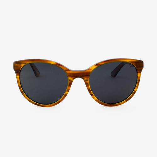 Biscayne - Acetate & Wood Sunglasses