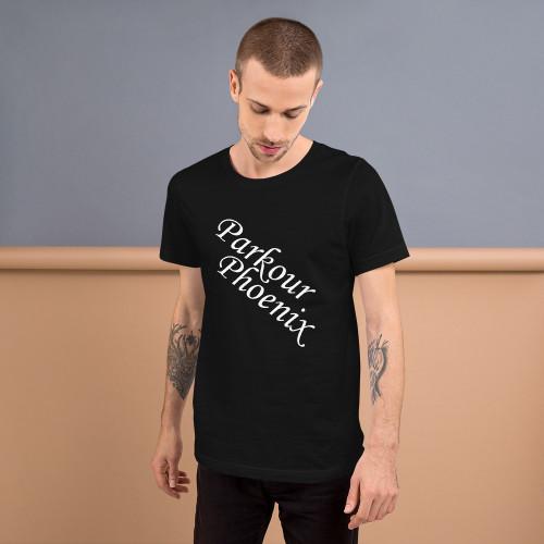 Parkour Blk Short-Sleeve Unisex T-Shirt
