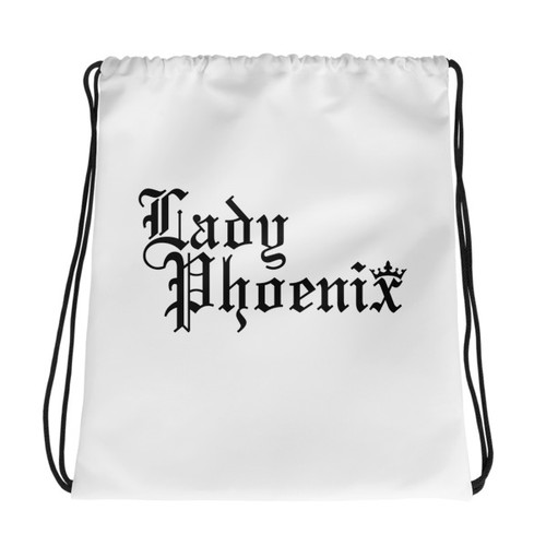 Lady Phoenix Drawstring bag