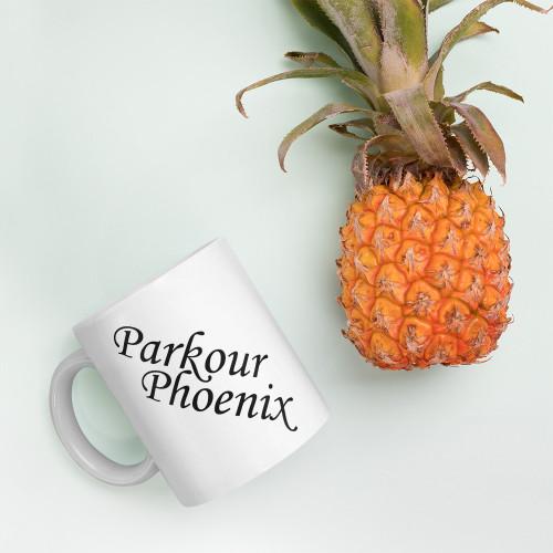 Parkour Phoenix Mug