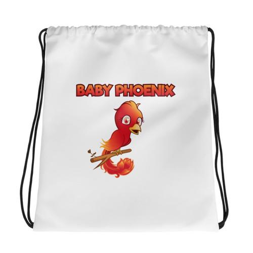 Phoebe Phoenix Drawstring bag
