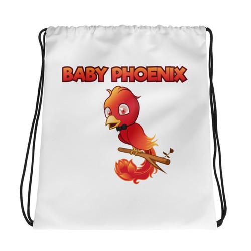 Phillip Phoenix Drawstring bag