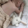 Beck Bunny Wooden Teether