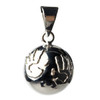 Bola Ball Hands Necklace