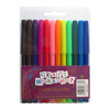 Craft Colour Felt Pens - 12pc
