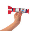 Blast-Off Suction Cup Rocket