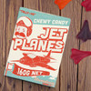 Chewy Candy Jet Planes