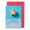 You're a Star Bath Bomb Card