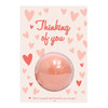 Thinking Of You Bath Bomb Gift Card