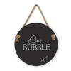 Our Bubble Stainless Steel Art Plus Rope