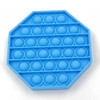 Hexagon Silicone Push Pop Fidget Toy
