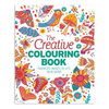 Creative Adult Colouring Book